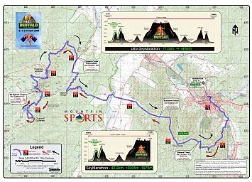 Buffalo Stampede Marathon & UltraMarathon