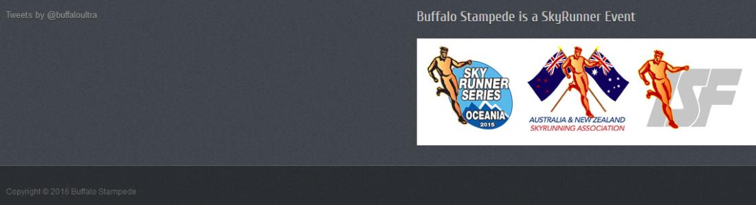 Buffalo Stampede, 2016