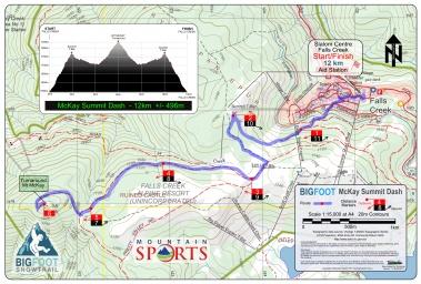 Bigfoot Mt McKay Dash